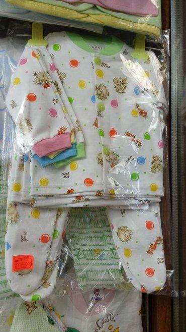Многоразовые памперсы оригинал + вкладыши. Детские пижамы, костюмчики, в Бишкек - фото 9