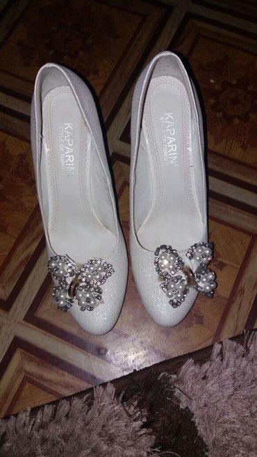 туфли одели один раз в Кыргызстан: Женские туфли 39
