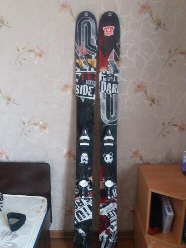 читы для фри фаер в Кыргызстан: Продаю лыжи. фрирайд К2.ростовка 180 см. геометрия радиус 25 метров
