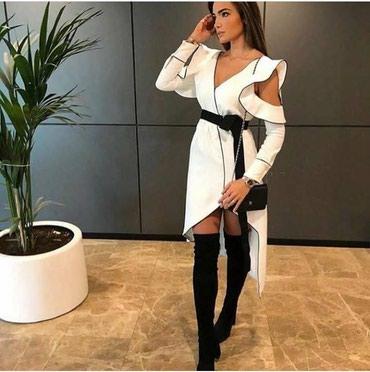 Платье Турция новое 2500 сомов, б/у 1500 сомов  в Кок-Ой