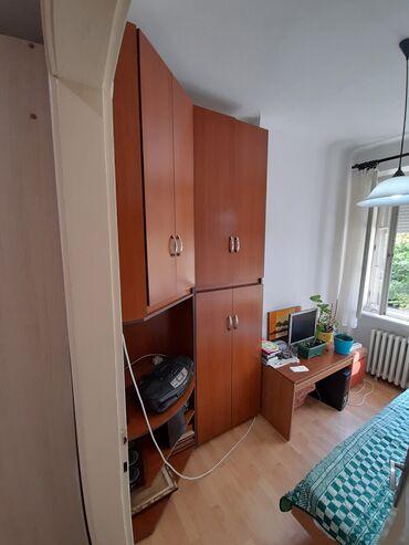 Nameštaj - Novi Sad: Prodajem ormane sa slike.Dobro su ocuvani.Nadgradni su sto znaci da ti