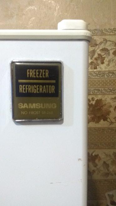 Продаю холодильник но фрост б.у. в хорошем состоянии всего за 6000 сом в Бишкек
