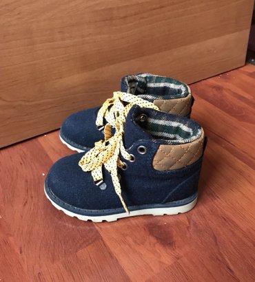 стильные ботиночки carter's (оригинал, сша) размер 22 (на ножку 13см)  в Бишкек