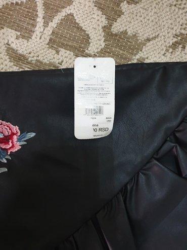 Nova sa etiketom,predivna suknjica.Devojčica ne želi da nosi