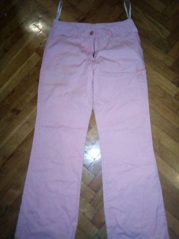 Preslatke roza pantalonice, kao nove broj 152. - Sid