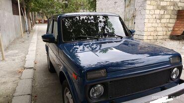 diski na avto vaz 2110 rodnye в Азербайджан: ВАЗ (ЛАДА) 4x4 Нива 1.7 л. 2015 | 43000 км