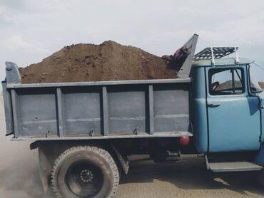 ЗИЛ доставка песок гравий отсев щебень смесь, чернозем-чернозем горны