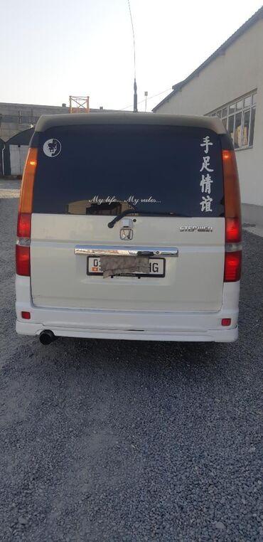 honda cr v бишкек в Ак-Джол: Honda Stepwgn 2 л. 2003 | 285258 км