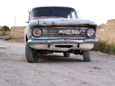 2141 moskviç - Azərbaycan: Moskviç 412 1.6 l. 1984 | 68855 km