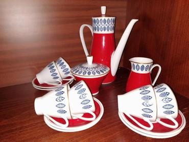 zapchasti iz evropy в Азербайджан: Kofeyniy servis freiberger iz QDR farfor
