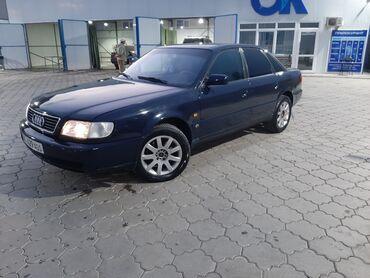 audi 200 21 turbo в Кыргызстан: Audi A6 1.8 л. 1996 | 218 км