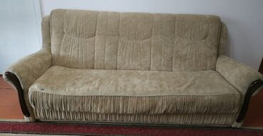 Продаю диван, кресло. Диван раскладывается книжкой