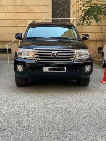Toyota - Azərbaycan: Toyota Land Cruiser 4.6 l. 2014 | 177000 km