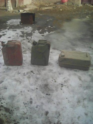 Канистры под бензин в Бишкек