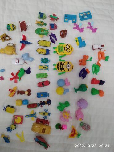 my little pony yumsaq oyuncaqlar - Azərbaycan: Kinder oyuncaqlar