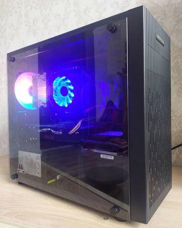 rx 570 4gb в Кыргызстан: Компютер игравой в комплекте игравой поставка.   Характеристики: Проце