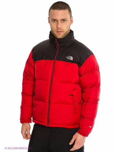 be the legend oriflame в Кыргызстан: Куртка the north face
