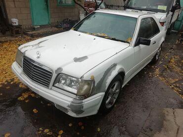 двигатель мерседес 124 2 3 бензин в Кыргызстан: Mercedes-Benz E-класс AMG 2.3 л. 1987 | 686 км