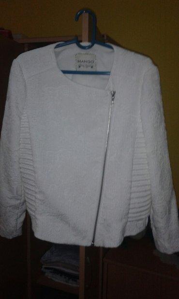fantasticna MANGO jakna prelepog dezena - Smederevo