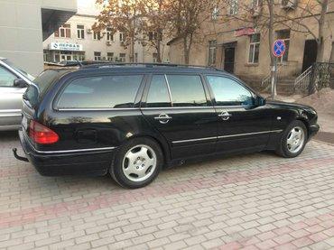 срочно продаю mercedes-benz w210 e320 идеальный( или обмен на седан ил в Бишкек - фото 4