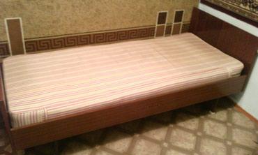 Продаю 3 кровати полуторки.Длина 1,92, в Бишкек