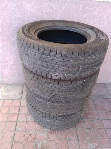 шины 265 65 r17 в Кыргызстан: Продаю б/у шины 265/65/R17, зимние, Goform, без посредников