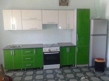 Гарнитуры в Кок-Ой: Кухонный гарнитура, Акрил. Опыт работы 21 лет, погонный метр 9750 со