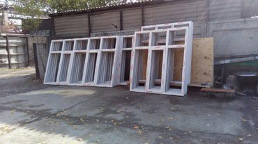Пластиковые окна, двери. Профиля в Бишкек
