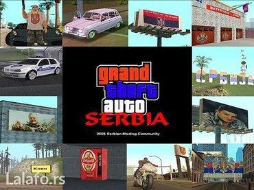 Gta srbija + gta san andreas - Boljevac
