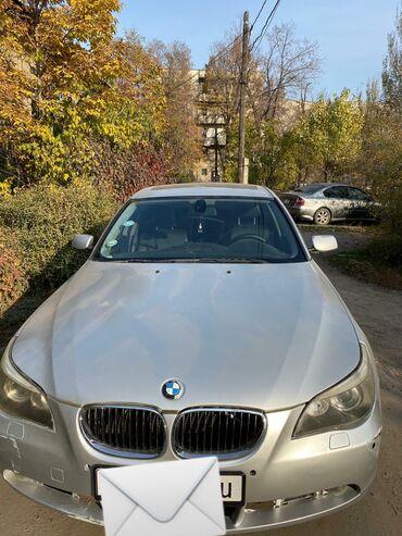 BMW в Кант: BMW 5 series 2.5 л. 2003 | 11111 км
