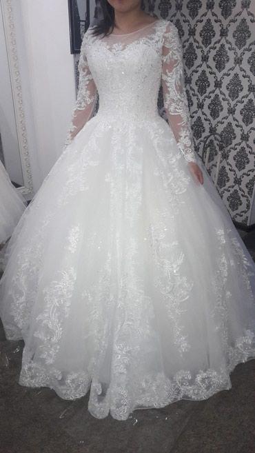 Свадебные платья на прокат новинка 25 в Бишкек