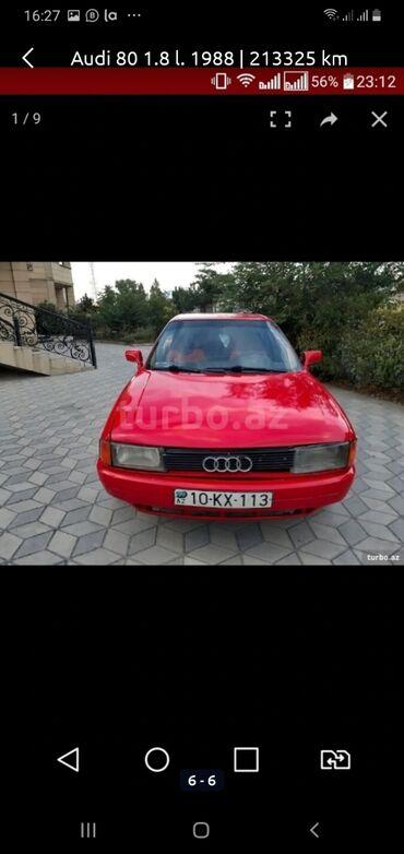 audi 80 1 8 quattro - Azərbaycan: Audi 80 1991 | 265489 km