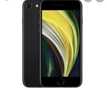 iphone 4 telefonunu al - Azərbaycan: İşlənmiş iPhone SE 2020 64 GB Qara
