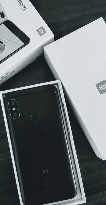 xiaomi mi 4i в Азербайджан: Б/у Xiaomi Mi A2 Lite 64 ГБ Черный