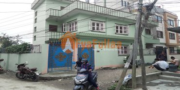 A new (built was after earthquake) house having land area 0-3-1-0 of 2 in Kathmandu