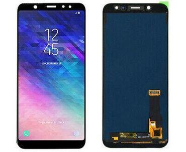 zapchasti a6 в Азербайджан: Samsung A6 2018 Ekranların Temiri