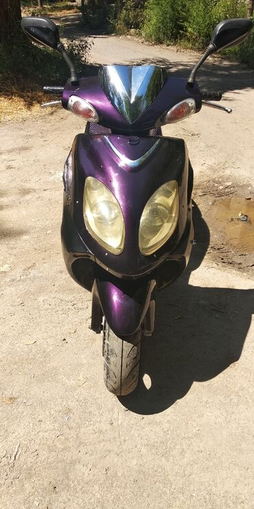 Другая мототехника в Бишкек: Продаю скутер Принц 150куб. После капиталки. Абсолютно все работает