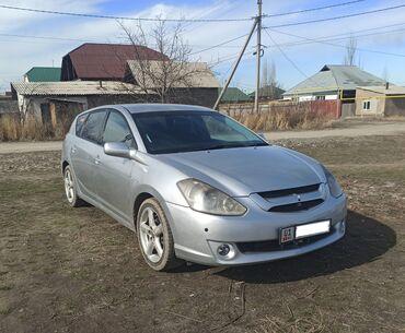 Toyota Caldina 2 л. 2003 | 250000 км