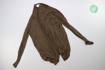 Жіночий кардиган однотонний H&M р. М    Довжина: 60 см Ширина плеч
