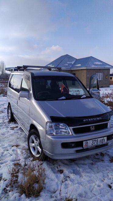Honda Stepwgn 2 л. 2000 | 150 км