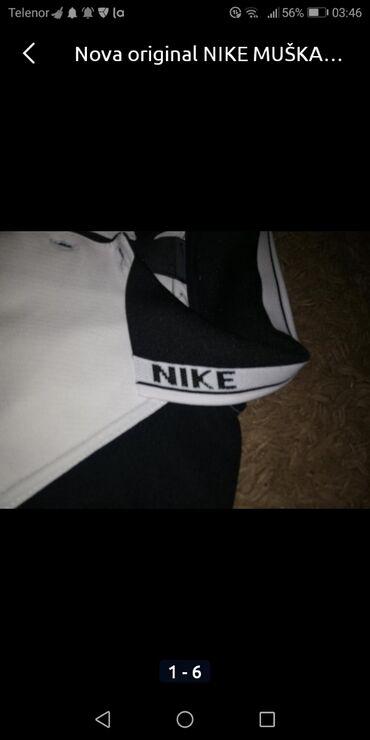 Nike majica - Srbija: Novo  Original NIKE MUŠKA majica L veličina 2000d