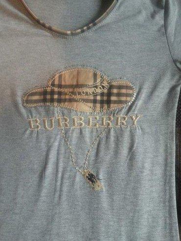 Imitacija burberry torbe dimenzije - Srbija: Burberry majca s