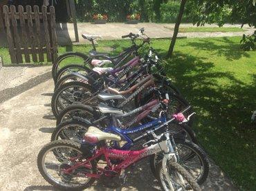 Prodaja polovnih bicikli iz uvoza. Sve bicikle su kompletno sredjene i - Krusevac