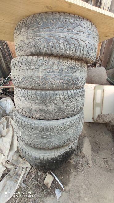 шины 265 65 r17 в Кыргызстан: 265 65 R17 зимняя резина на сезон