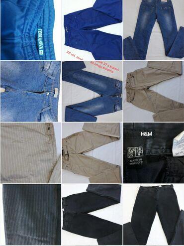 Pantalone - Srbija: Ženske trenerke.farmerke i pantalone.AKCIJA KOMAD SAMO 100 din