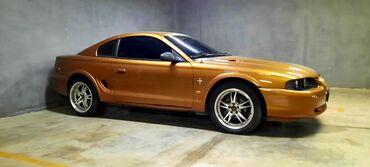 эскорт бишкек in Кыргызстан   FORD: Ford Mustang 3.8 л. 1996   200200 км