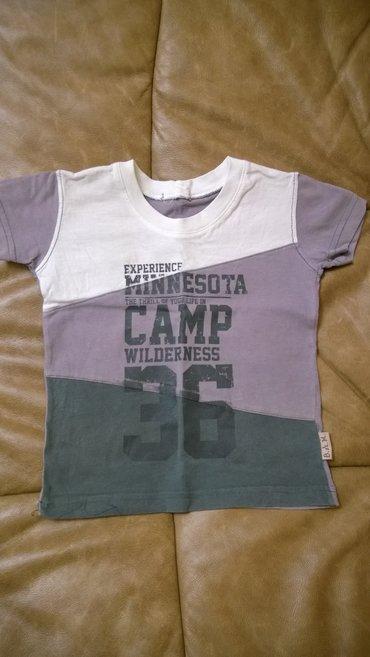 Majice za decaka vel. 2 vrlo malo nosene - Lajkovac - slika 3