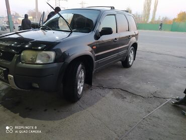 черный ford в Кыргызстан: Ford Maverick 2 л. 2003   260000 км