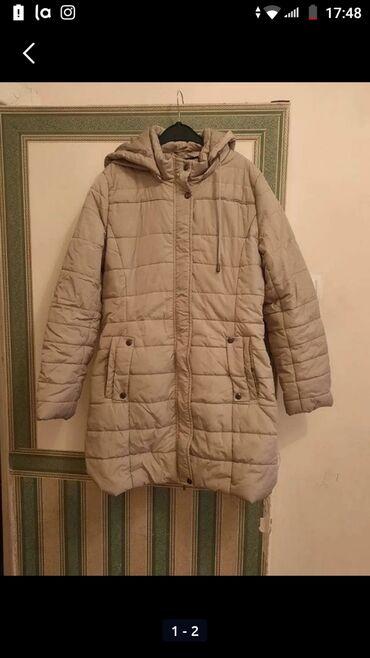 пуховики на зиму в Кыргызстан: Пуховик на зиму как новый. В идеальном состоянии. Одела один раз не по