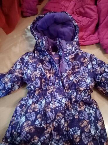 Dečije jakne i kaputi | Kula: Jakna za devojcicu-ski 110 vel